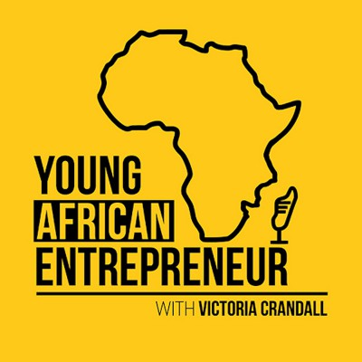 Young African Entrepreneur, With Victoria Crandall